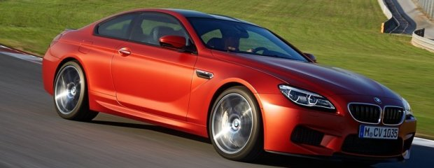 BMW M6 Coupe Competition