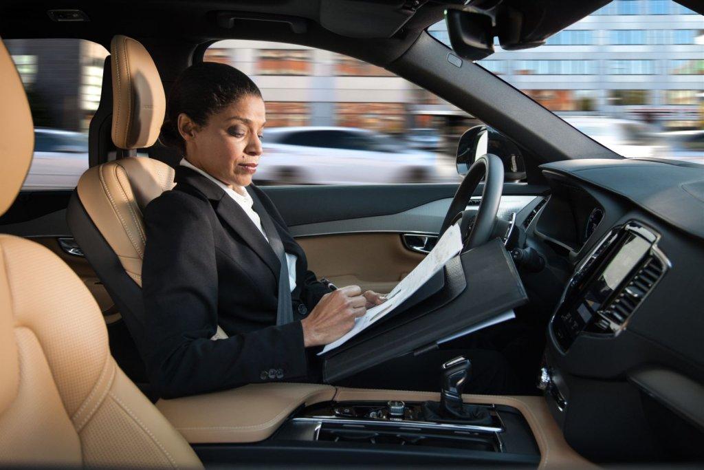 Volvo | Autopilot w samochodzie do 2020 roku