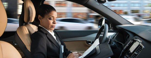 Volvo   Autopilot w samochodzie do 2020 roku