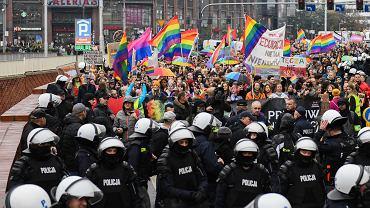 Wrocławski Marsz Równości (05.10.2019]