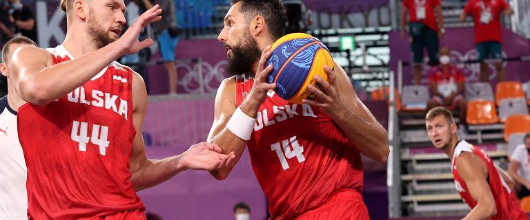 Dramat! Polscy koszykarze przegrywają z Holandią. Absurdalny błąd w dogrywce