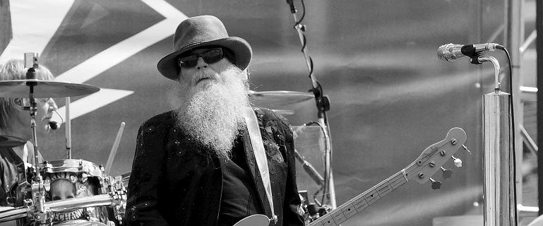 Nie żyje basista zespołu ZZ Top. Dusty Hill miał 72 lata zes