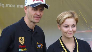 Piotr Protasiewicz, Klaudia Szmaj