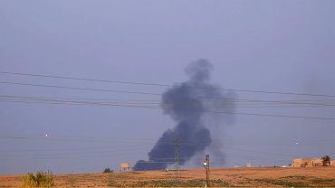 Turcja rozpoczęła operację wojskową w Syrii