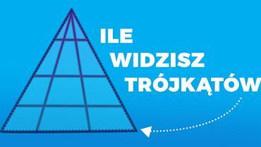 Zagadka z trójkątami