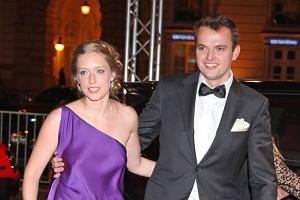 Jędrzej Dużyński i Victoria Wejchert