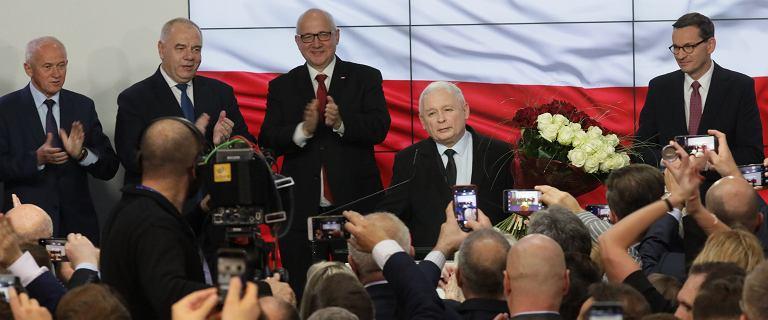 PiS składa protesty wyborcze w dwóch okręgach do Senatu