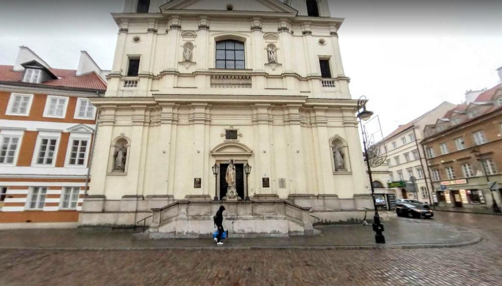 Kościół Paulinów pw. św. Ducha w Warszawie