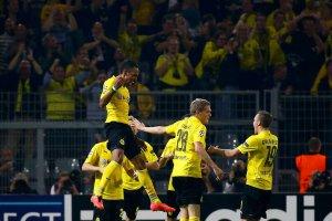 Liga Mistrzów. Udana inauguracja Borussii Dortmund