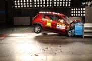Renault Kwid testy zderzeniowe NCAP
