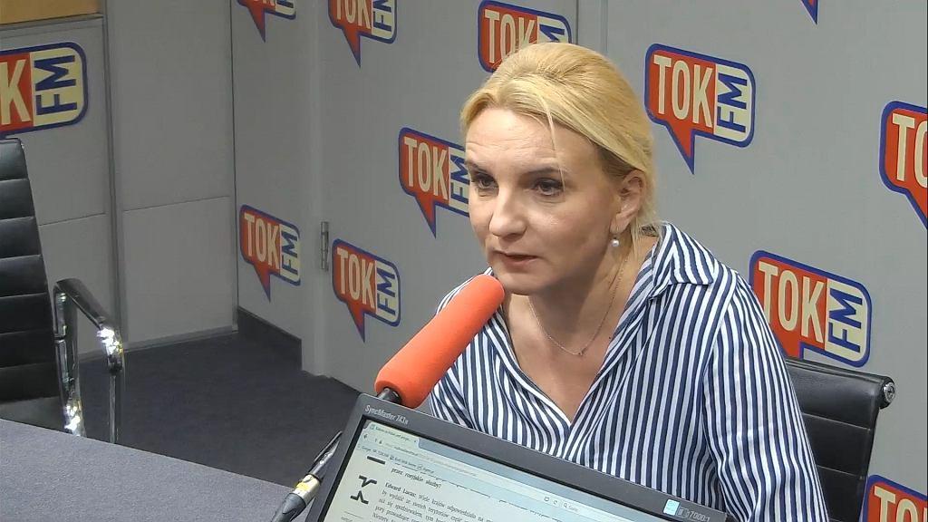 Na zdjęciu: Agnieszka Ścigaj, posłanka Kukiz'15
