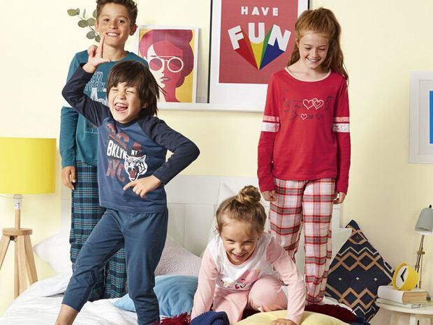 Lidl. Promocja na piżamy dla młodzieży