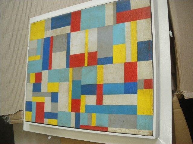 Obraz, który miał być wart 13 tys., kosztował 130 tys. złotych. Na lotnisku zatrzymano oszustów