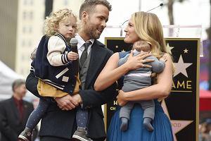 Ryan Reynolds, Blake Lively z córkami