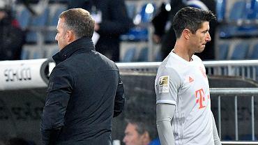 Hansi Flick skomentował kolejny mecz bez gola Lewandowskiego.