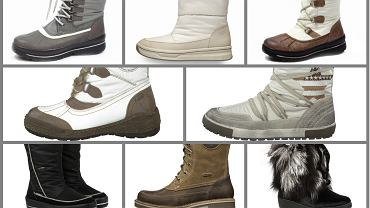 Śniegowce - idealne buty na polską zimę