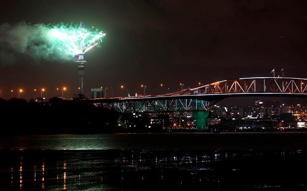 New Zealand New Year