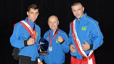 Zawodnicy Orkana Gorzów medalistami młodzieżowych mistrzostw Polski w boksie