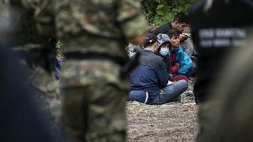 Uchodźcy w Usnarzu Górnym