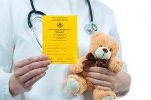 Szczepienia dla dzieci przed wyjazdem za granicę