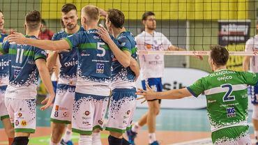 Mecz ONICO AZS Politechnika Warszawska - Effector Kielce rozpocznie się o 16.00. Poprowadzą go Maciej Twardowski i Paweł Zajc.