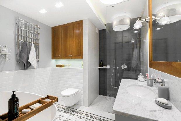 Drabinki W łazience Budowa Projektowanie I Remont Domu