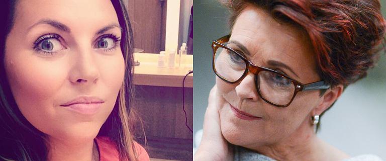 """Jolanta Kwaśniewska zażartowała z fryzury córki. """"Jak wiejskie dziecko..."""""""