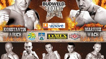 Gala boksu zawodowego w Ostrowcu Świętokrzyskim