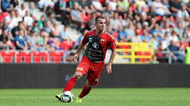 GKS Tychy - Stal Mielec 1:0. Mariusz Zganiacz