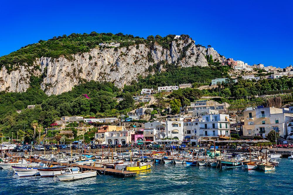 Na Capri też zostaną wprowadzone ograniczenia dla turystów?