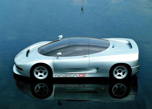 BMW Nazca C2