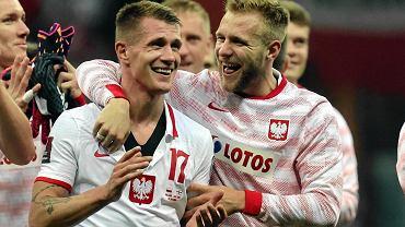 Tymoteusz Puchacz wraca do Polski w każdy weekend.