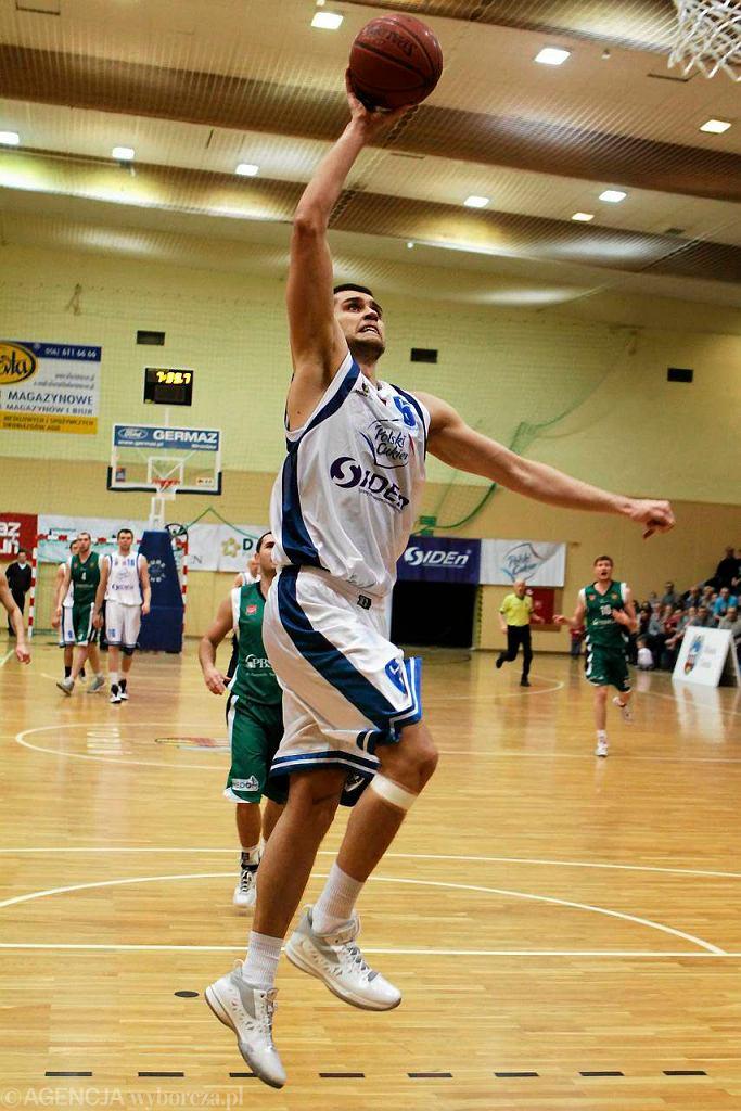 Jacek Jarecki, jeden z czołowych graczy SIDEn-u