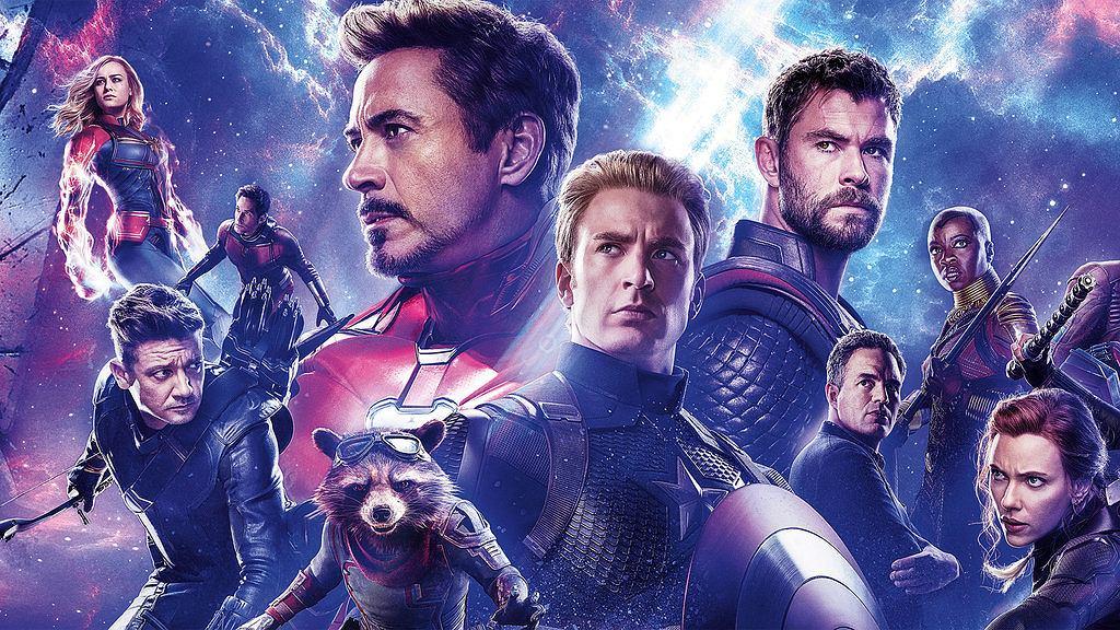 'Avengers: Koniec gry'