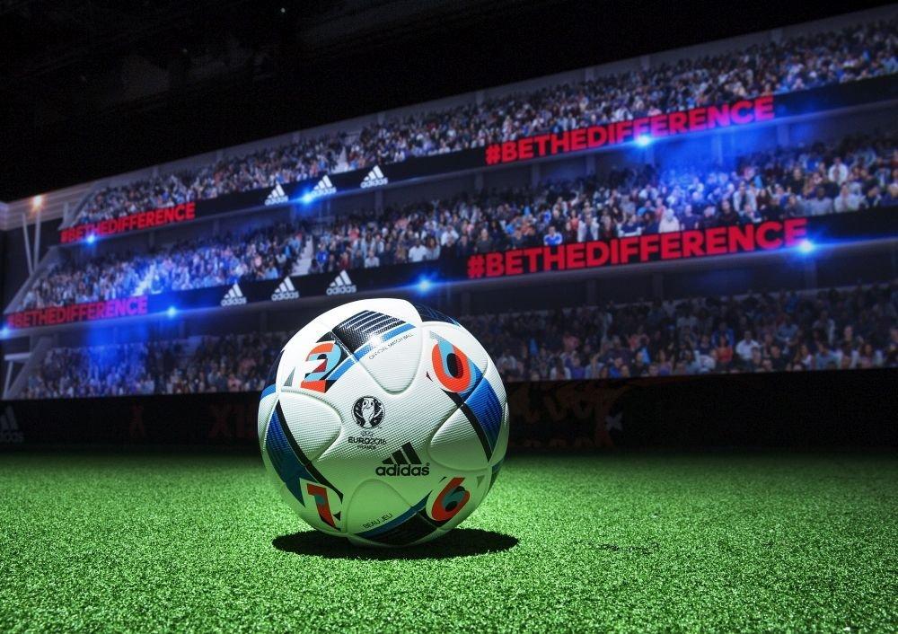 Beau Jeu, oficjalna piłka Euro 2016