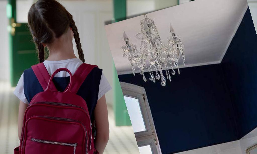 Liceum w Zabrzu wyremontowało łązienkę dla dziewcząt