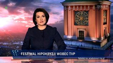 Edyta Lewandowska nową prowadzącą 'Wiadomości'
