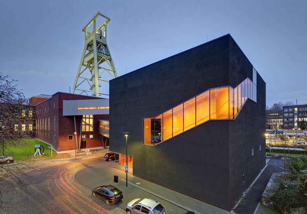 Niemieckie Muzeum Górnictwa w Bochum