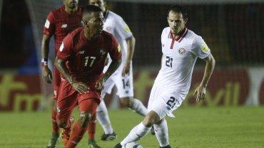 Panama - Kostaryka 1:2. Luis Henriquez, były obrońca Lecha Poznań
