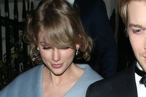 Taylor Swift z chłopakiem