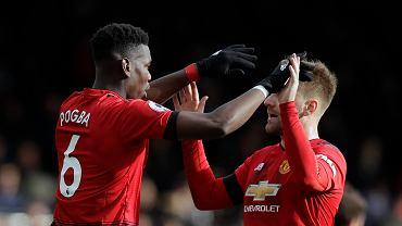 Liga Mistrzów. Manchester United zagra z PSG