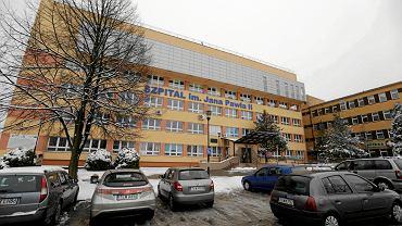 Włoszczowa, szpital powiatowy