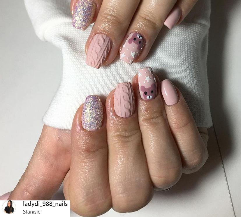 Świąteczne paznokcie. Ciekawe inspiracje na grudzień