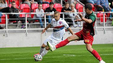 Piłkarze GKS-u Tychy wciąż wierzą w awans do I ligi