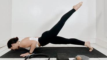 Helen Phelan jest instruktorką pilatesu