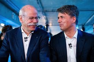 Autonomiczny tandem BMW i Mercedesa