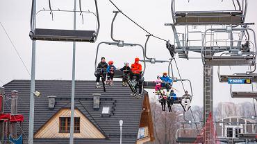 Ośrodek na Dębowcu tej zimy jeszcze nie zaprosił ani raz narciarzy