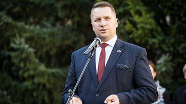 Przemysław Czarnek o zmianach na egzaminie ósmoklasisty i maturze