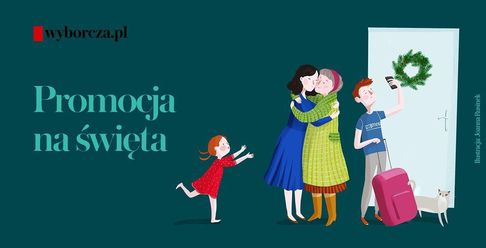 Promocja na prenumeratę Wyborcza.pl
