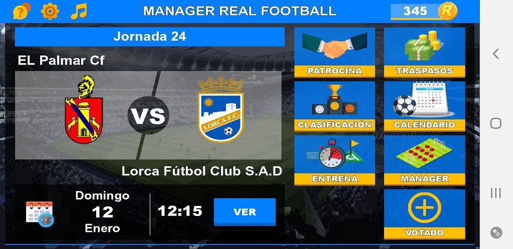 Screen z Twittera. Nowa aplikacja Lorca FC https://twitter.com/LorcaFCSAD/status/1215192481249267713/photo/1